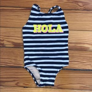 JCrew Baby Swimsuit